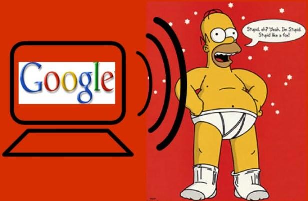 google-stupid