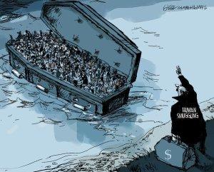 human smugguling