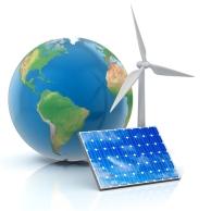 wind-turbine-solar-panel-globe