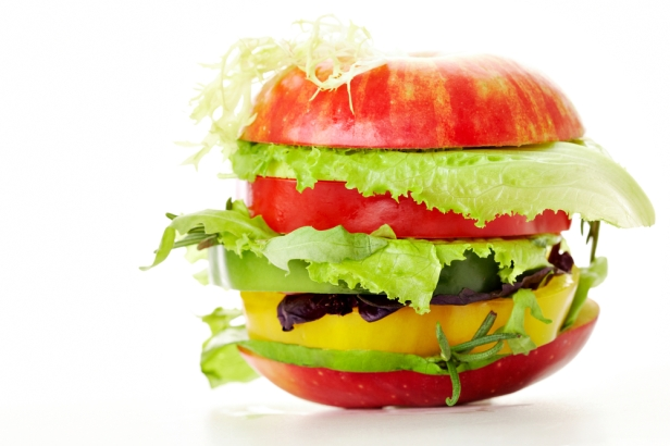 healthy_burger_salad_vegetables