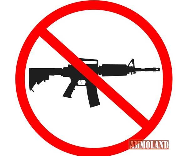 AR15-Gun-Ban-No-Guns