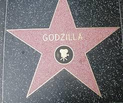 Godzilla Walk of Fame
