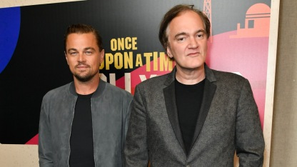 'Once Upon a Time in Hollywood' presentation, Arrivals, CinemaCon, Las Vegas, USA - 23 Apr 2018