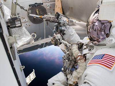 ISS Repairman